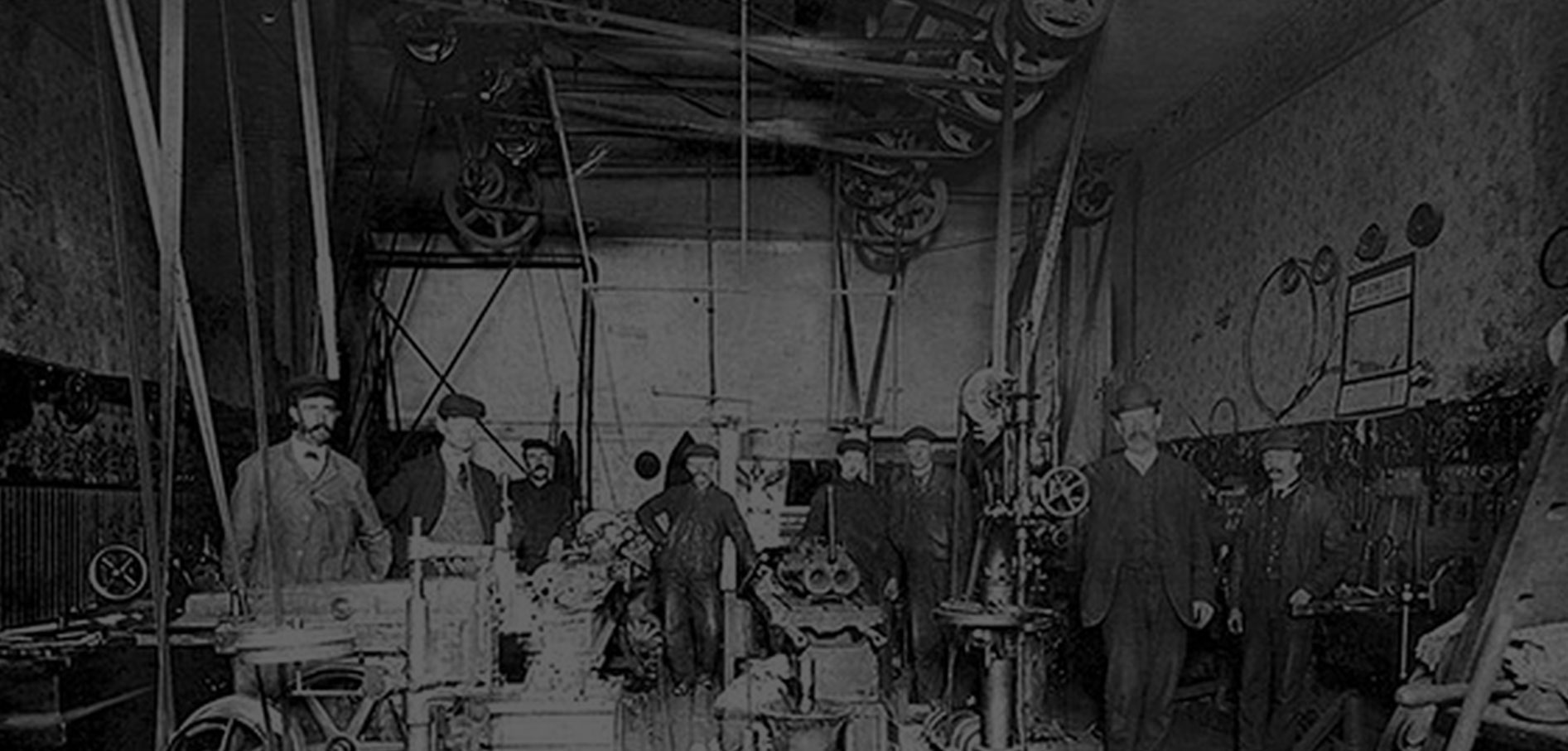 ramsey machine shop