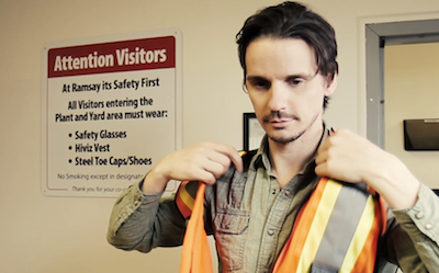 Steel Fabrication Safety