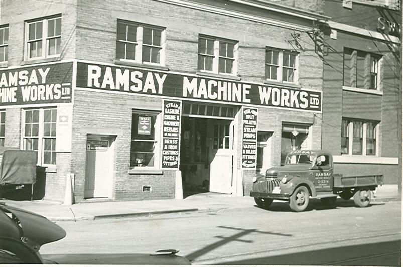 Ramsay Machine Works